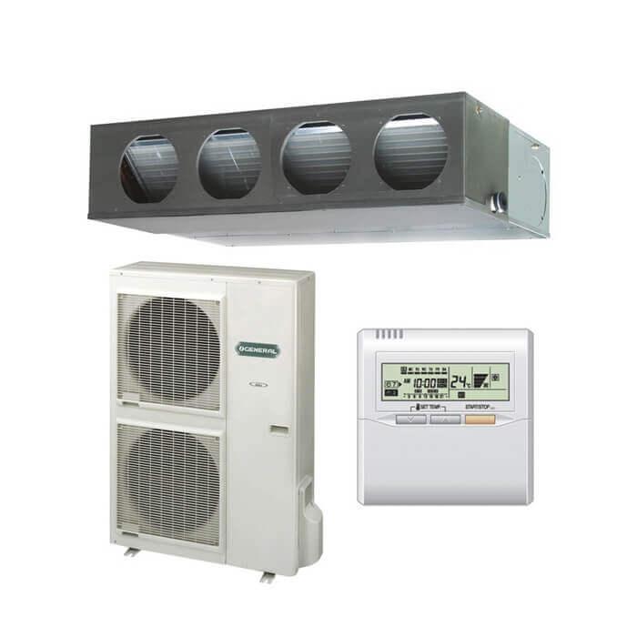 Arhg45lmla clima inverter s a s vendita on line - Clima canalizzato ...