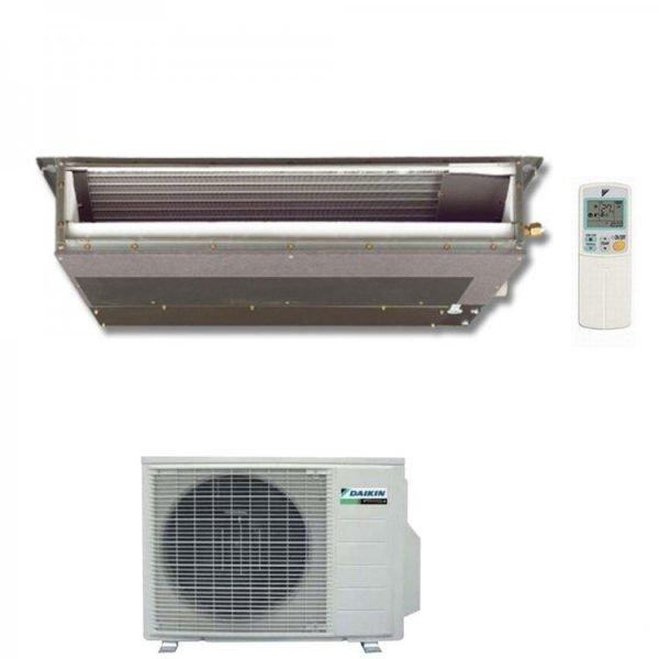 Climatizzatore/Condizionatore Daikin Monosplit Canalizzato 12000 btu FDXM35F/RXM35M 2