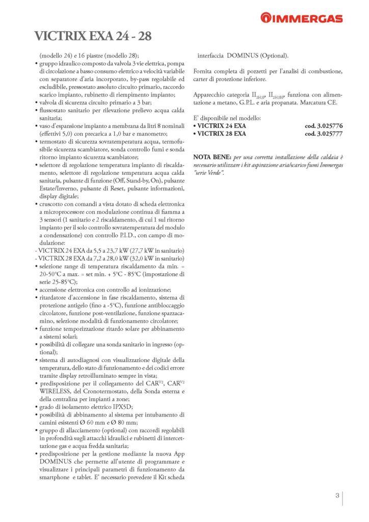 victrix exa 24 erp IMMERGAS VICTRIX EXA 24 ERP IMMERGAS VICTRIX EXA 24 Pagina 2 724x1024