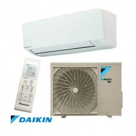 Climatizzatore Condizionatore Daikin Monosplit Parete  Sensira 12000 btu FTXC35B/RXC35B R32 2