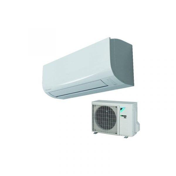 Climatizzatore/Condizionatore Daikin Monosplit Parete  Sensira Inverter 12000 btu FTXF35A/RXF35A 2