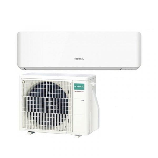 Climatizzatore/Condizionatore Fujitsu General Monosplit Parete 9000 btu ASHG09KGTA / AOHG09KGCA 2
