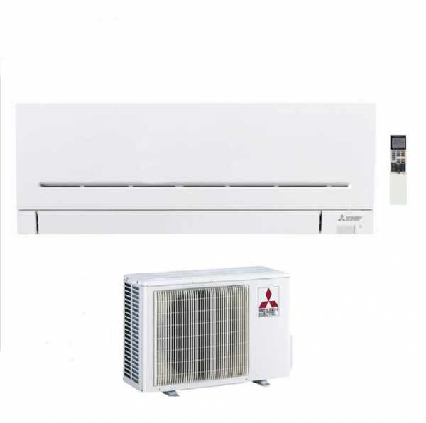 msz-ap42vg Climatizzatore Condizionatore Mitsubishi Linea Plus White 15000 btu MSZ-AP42VG Mitsubishi Linea Plus 15000 600x596