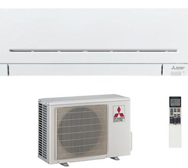 msz-ap50vg Climatizzatore Condizionatore Mitsubishi Linea Plus White 18000 btu MSZ-AP50VG Mitsubishi Linea Plus 18000 370x330