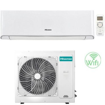tq50ba0ag Climatizzatore Condizionatore Hisense Energy Monosplit Parete 18000 Btu TQ50BA0AG Hisense Energy 18000 370x370