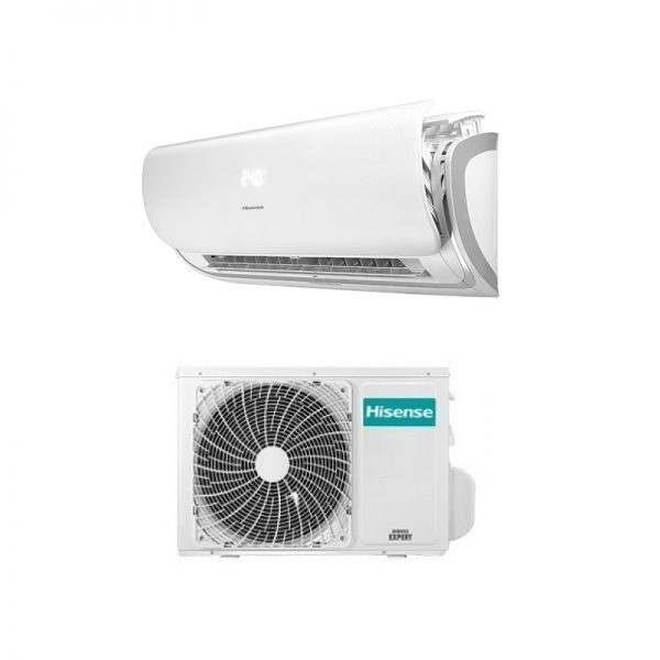 qa35xx0ag Climatizzatore Condizionatore Hisense Silentium Monosplit Parete 12000 Btu QA35XX0AG Hisense Silentium 12000 600x600