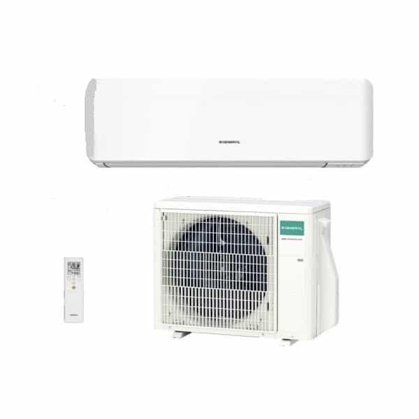 asyg09kmta/aoyg09kmta Climatizzatore/Condizionatore Monosplit Parete Fujitsu General ASHG09KMTA/AOHG09KMCA 9000 btu General Fujitsu ASHGKMTA 9000 600x600