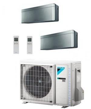 Climatizzatore/Condizionatore Dualsplit Daikin 2MXM50M+FTXA35AS+FTXA35AS