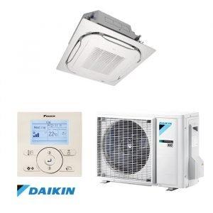 Climatizzatore/Condizionatore monosplit Cassetta Daikin Round-Flow 30000