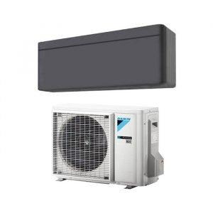 Climatizzatore/Condizionatore Daikin Modello Stylish Inverter 12000 Blackwood (Nero)