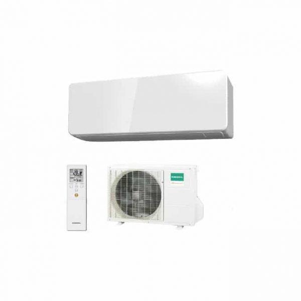 Climatizzatore/Condizionatore Monosplit Parete Fujitsu General ASHG12KGTA/AOHG12KGCA 12000 btu