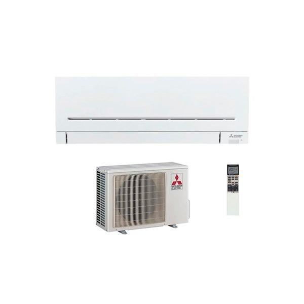 Climatizzatore/Condizionatore Mitsubishi Electric Monosplit Parete Linea Plus White 18000 btu MSZ-AP50VG 2