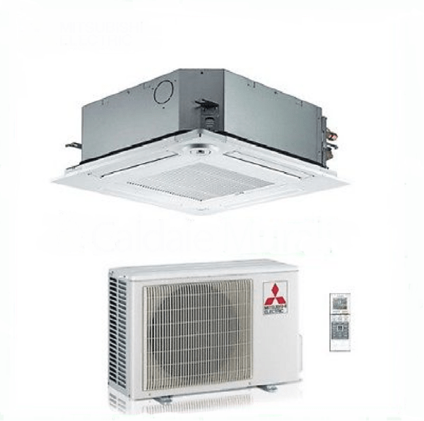 Climatizzatore/Condizionatore Mitsubishi Electric Monosplit Cassetta Serie S  21000 Btu SLZ-KF60VA 2