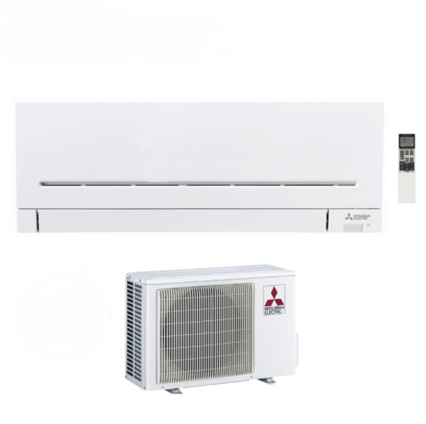 Climatizzatore/Condizionatore Mitsubishi Electric Monosplit Parete Linea Plus White 12000 btu MSZ-AP35VG 2