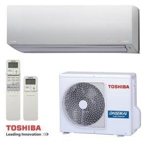 Climatizzatore/Condizionatore Toshiba Modello SUPER DAISEKAI 8 Inverter 9000