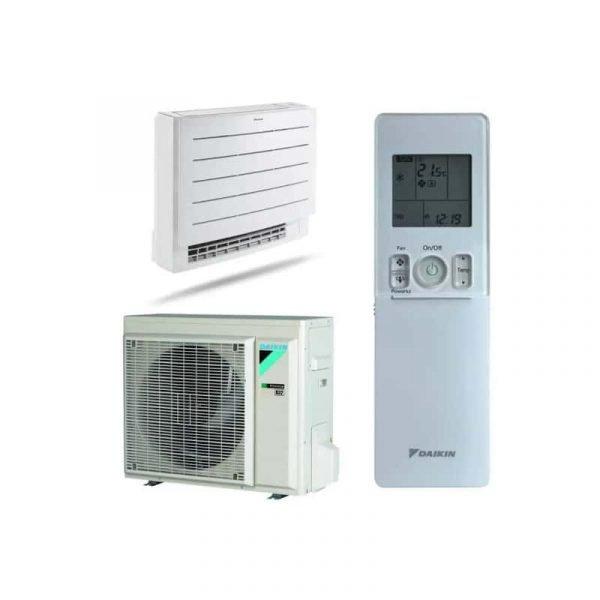 Climatizzatore Condizionatore Pavimento Console Daikin 9000 btu Perfera FVXM25A/RXM25R nuovo modello 2020 FVXM25A RXM25R con wifi opzionale 2